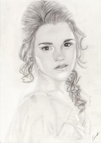 Emma Watson por Linnea_